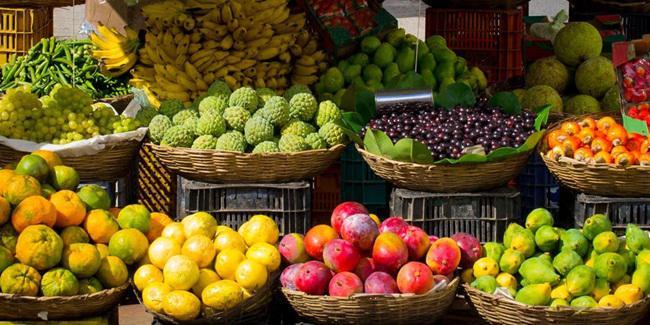 Buah-buahan pasar/copyright Pexels.com