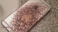 Sang pemilik justru tidak tahu mengapa sebab iPhone 6 Plus miliknya bisa terbakar ketika dicas