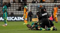 Senegal Vs Pantai Gading (AFP/Thomas Samson)