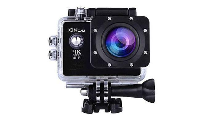 KINcam Phi One 4K Action Camera (Foto: jalantikus.com)