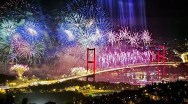 Destinasi Wisata Terbaik Turki di Akhir Tahun, Yuk Berangkat!