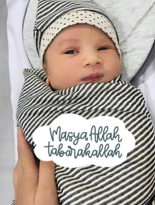 Ukkasya Anak Zaskia Sungkar-Irwansyah (Instagram/ukkasyahkiy)