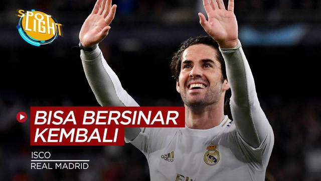 Berita video spotlig yang membahas tentang empat pemain Real Madrid yang diperkirakan akan kembali menunjukan kemampuan terbaiknya di bawah asuhan Carlo Ancelotti.