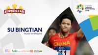 Superstar Bingtian Su (Bola.com/Adreanus Titus)