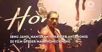 Ibnu Jamil merasa cerita dari film Spider-Man: Homecoming sangat dekat dengan kehidupan nyata manusia.