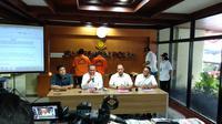 Polisi tangkap pelaku ancaman bom Mapolda Riau melalui media sosial Facebook.
