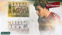 Legend Series - Cristian Gonzales (Bola.com/Adreanus Titus/Foto: Abdi Satria)