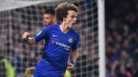 5. David Luiz (Chelsea) - €25 juta (AFP/Ben Stansall)