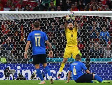 Foto Piala Eropa: Besok Harga Naik, 3 Pemain Top Gratisan yang Tampil Memuaskan di Euro 2020
