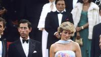 Pangeran Charles dan Putri Diana di tahun 1987. (Getty Images)