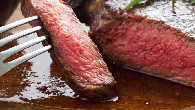 Cara Membuat Steak Daging Sapi Empuk