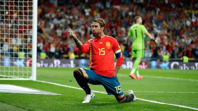 Spanyol Bantai Swedia di Kualifikasi Piala Eropa 2020