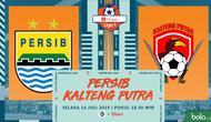 Shopee Liga 1 - Persib Bandung Vs Kalteng Putra (Bola.com/Adreanus Titus)