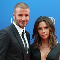 Rumah tangga Victoria Beckham dan David Beckham sering kali dihinggapi oleh rumor perceraian. (VALERY HACHE / AFP)