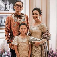 Masayu Anastasia dan Lembu Wiworo Jati (Instagram/masayuanastasia)