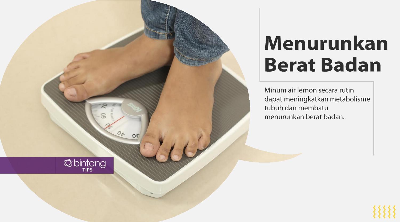 Manfaat minum air lemon untuk tubuh. (Foto: Daniel Kampua, Digital Imaging: Nurman Abdul Hakim/Bintang.com)