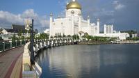 Masjid Sultan Omar Ali Saifuddien / Sumber: Wikimedia