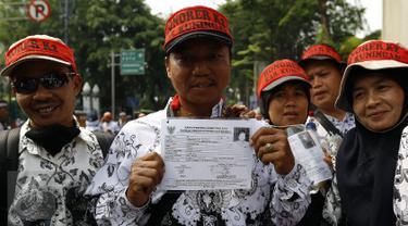 20150921-Aksi Guru Honorer-Jakarta