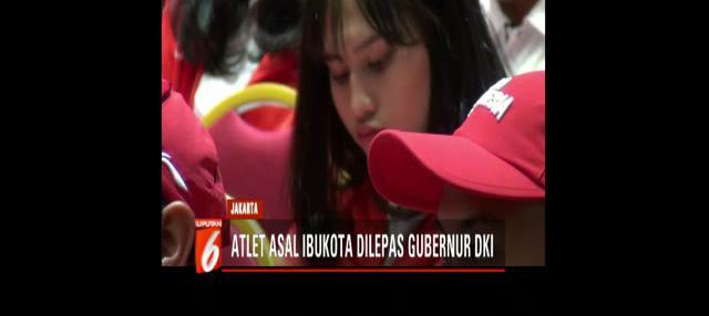 938 atlet Indonesia akan berlaga di Asian Games 2018 Jakarta-Palembang, sebagian di antaranya merupakan perwakilan ibu kota.