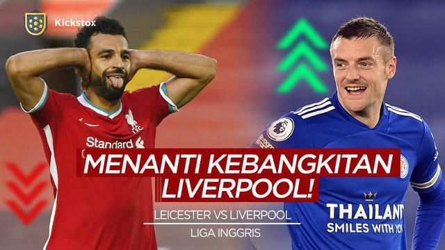 Berita Video Sudah Investasi Pemain Leicester City dan Liverpool di Kickstox Saham Bola? Berikut Data Jelang Pertandingannya