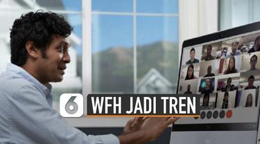 WFH mulai jadi sesuatu yang normal, simak tips berikut agar kerja dari rumah semakin produktif.