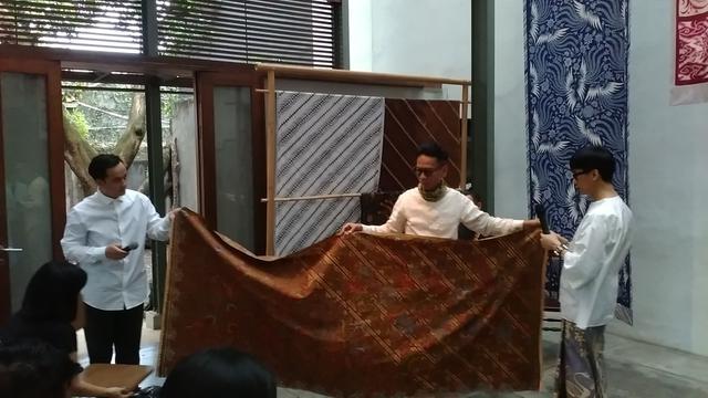 Batik 3 Negeri Asimilasi Budaya Tiongkok Dan Jawa Yang Bersahaja