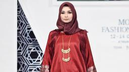 Putri Indonesia Jawa Timur, Bella Putri Ekasandra adalah mahasiswa Universitas Tribhuwana Tunggadewi, Malang.(Liputan.com/IG/@bellasandraaaa)