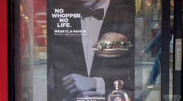 Parfum ini sendiri dinamakan Eau de Burger, di mana produk parfum beraroma unik ini memang diciptakan khusus kepada para penggemar kuliner, terutama hamburger.