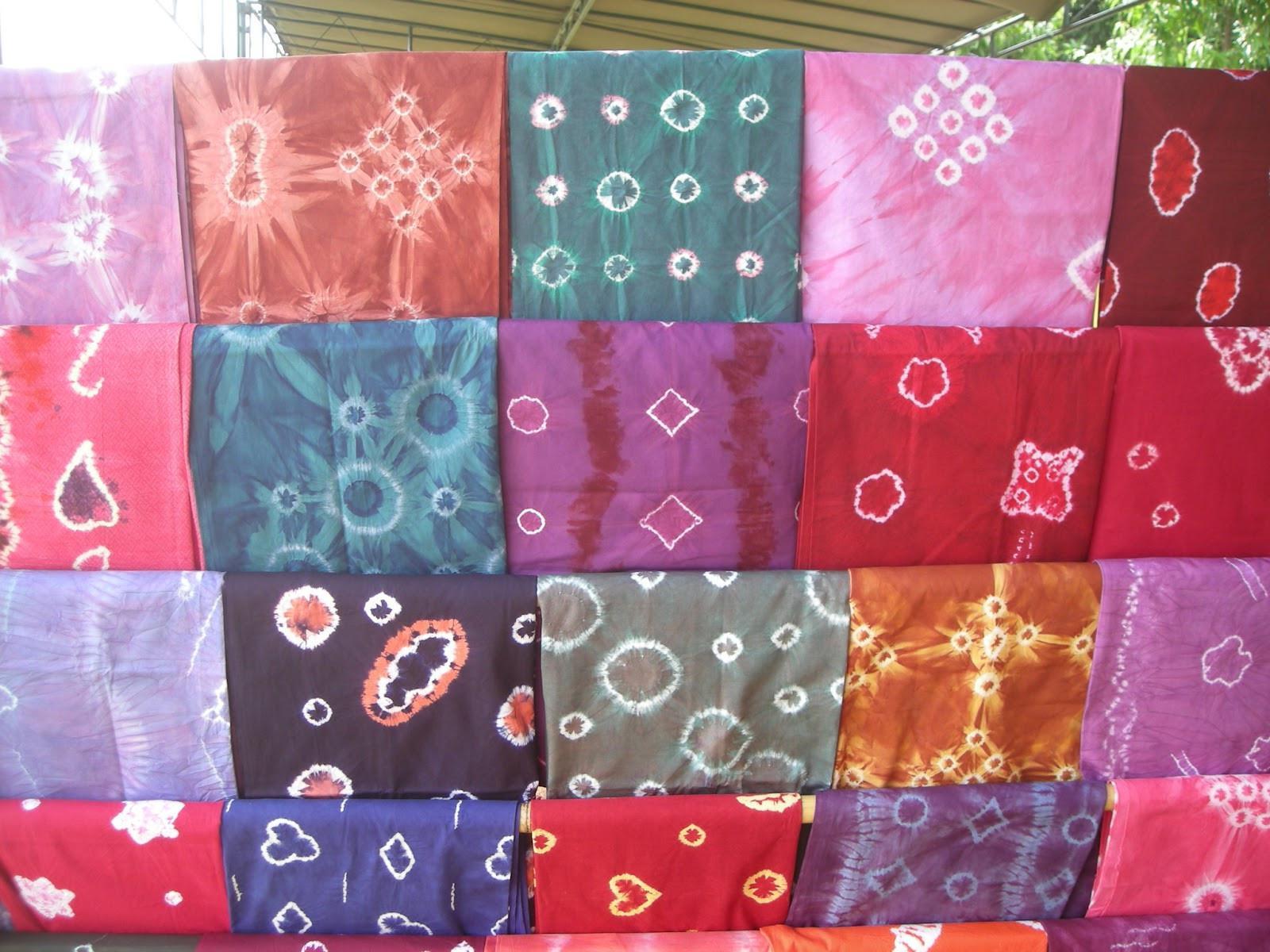 Batik Jumputan Inovasi Modern Kain Batik Indonesia