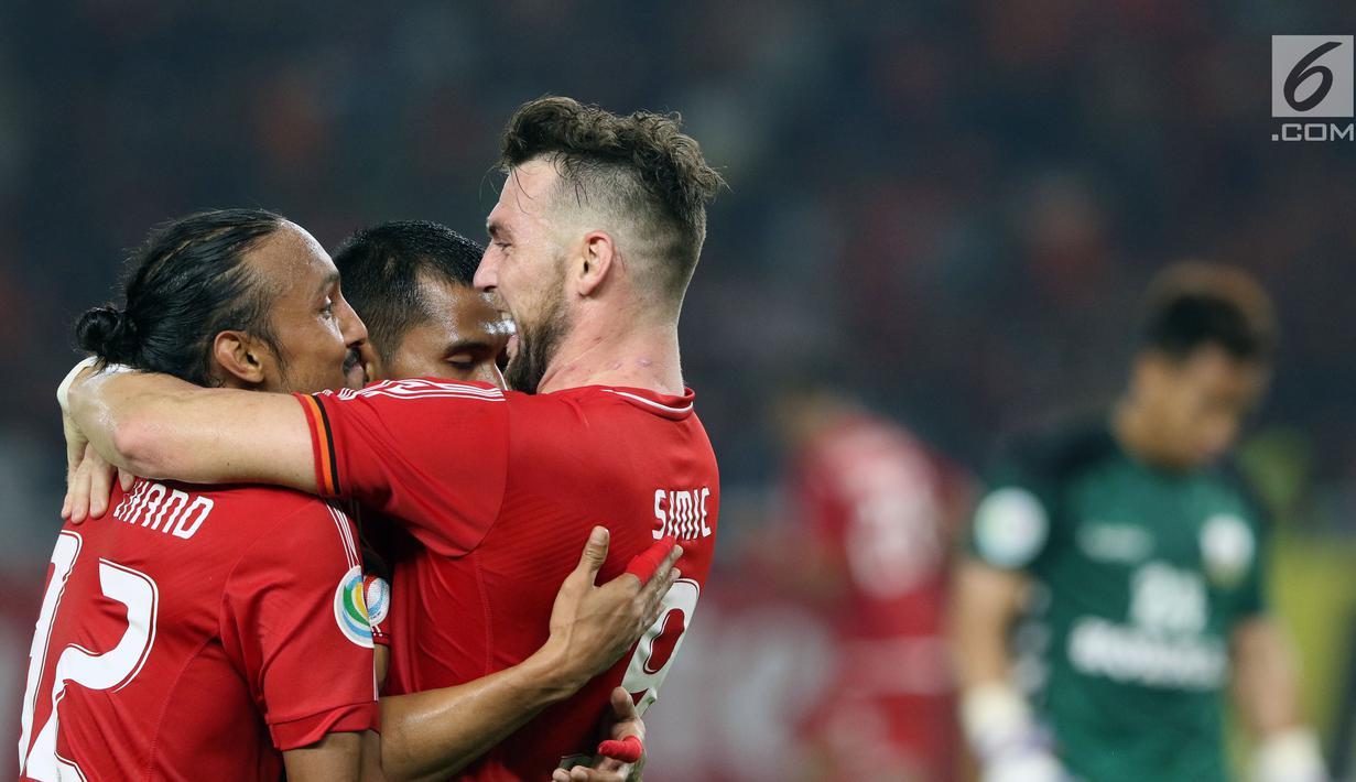 FOTO: Penyisihan Grup H Piala AFC 2018, Persija Cukur ...
