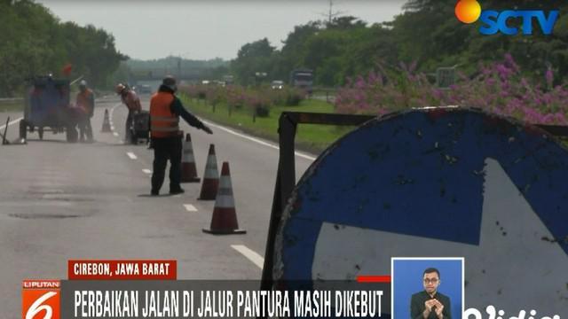 Bila nanti terjadi kepadatan di Simpang Ciawi dan Pamoyanan, kendaraan akan dialihkan menuju Panumbangan dan Ciamis.