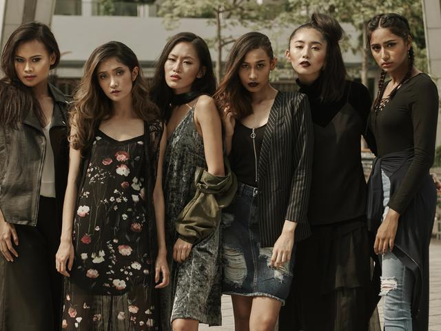 Ingin Jadi Model Terkenal Yuk Ikuti Kontes Ini Fashion Beauty Liputan6 Com