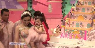 asangan Anang Hermansyah dan Ashanty merayakan ulang tahun pertama anak mereka, seperti apa kemeriahan pesta tersebut? Simak di Bintang.com