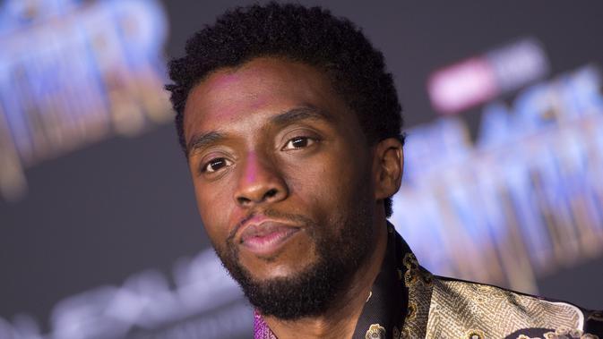 Aktor Black Panther Chadwick Boseman Meninggal Dunia Warganet Berduka Tekno Liputan6 Com