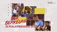 3 bek berkelas di Piala Presiden 2019. (Bola.com/Dody Iryawan)