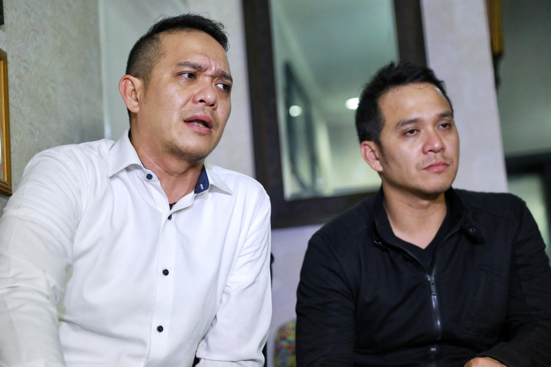 Preskon Farah Dibba (Adrian Putra/bintang.com)