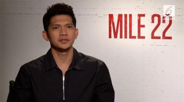 Akting Iko Uwais pada film terbarunya yang berjudul 'Mile 22' menuai pujian, baik dari sutradara dan para pemain.