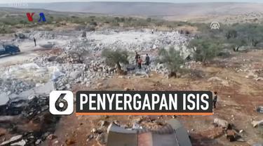 Presiden AS Donald Trump menyatakan dunia semakin aman pasca tewasnya pemimpin ISIS Abu Bakar al-Baghdadi. Sejumlah pemimpin dunia pun memberi ucapan selamat kepada Amerika Serikat, dan Presiden Trump kini tengah mempertimbangkan untuk merilis video ...