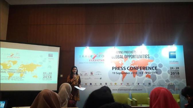 MIRA Tekan Defisit, Kemendag Bidik Mitra Internasional lewat Pameran Dagang - Bisnis Liputan6.com