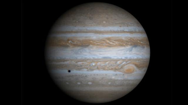Planet Jupiter (Foto: NASA).