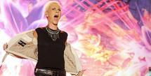 Kabar duka menyelimuti dunia permusikan. Penyanyi legendaris Marie Fredriksson menghembuskan napas terakhirnya di usia 61 tahun. Berita duka ini disampaikan pihak keluarga pada surat kabar Exressen, dari negara asalnya, Swedia. (FOTO: Bambang E Ros/Fimela.com)