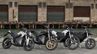 Line-up Zero 2018 (Foto:Motorcycle.com)