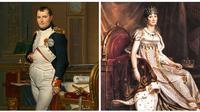 Mahligai pernikahan Bonaparte dengan janda bernama Josephine itu tak berjalan mulus.