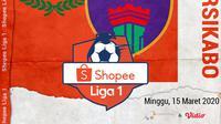 Shopee Liga 1 - Tira Persikabo Vs Persita Tangerang (Bola.com/Adreanus Titus)
