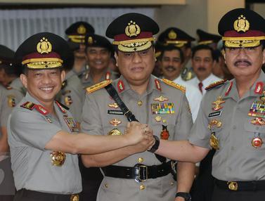 20160910 Gantikan Budi Gunawan, Komjen Pol Syafruddin Resmi Dampingi Kapolri Jenderal Pol Tito Karnavian