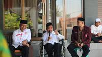 Cawagub Jawa Barat nomor urut tiga Ahmad Syaikhu kampanye di Kabupaten Bandung (foto: Tim Media Ahmad Syaikhu)