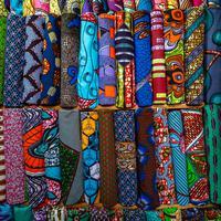 Ilustrasi tekstil (Unsplash)