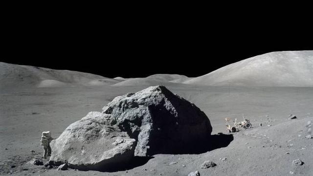 NASA di Bulan