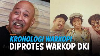 VIDEO: Kronologi Warkopi Dapat Protes Indro dan Warkop DKI