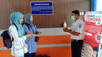 PT KAI Daop 1 Jakarta sudah melakukan edukasi di stasiun dan sarana melalui berbagai cara.
